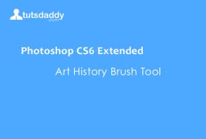 art history brush tool