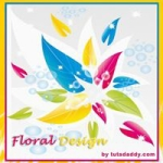 Floral Logo Design Creation